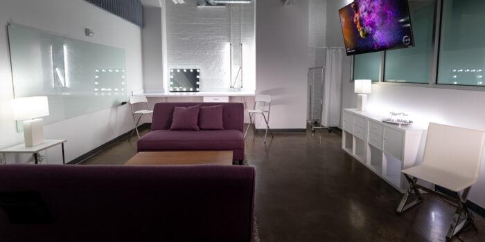 Green Screen Studio Rental Lounge