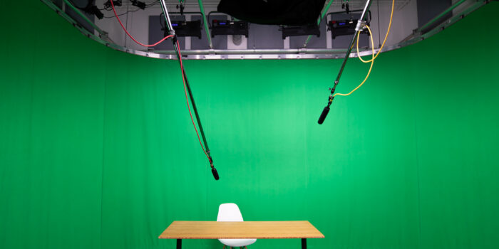 Video Production - 360° Green Screen